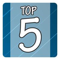 Тор-5: интересные игры для iOS. Выпуск №2
