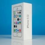 iPhone 5s обошел по продажам Samsung Galaxy S4 и вышел на первое место в мире
