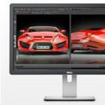 Компания Dell готовит три новых 4K монитора