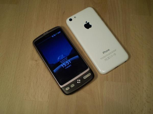 iPhone 5С