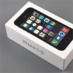 Срок доставки iPhone 5s в России сократился до 1-3 дней