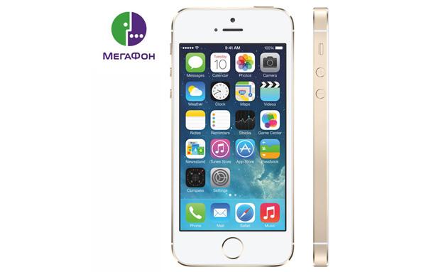 LTE от МТС и Мегафона на iPhone 5s/5c