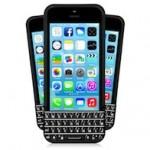 Как сделать iPhone похожим на BlackBerry