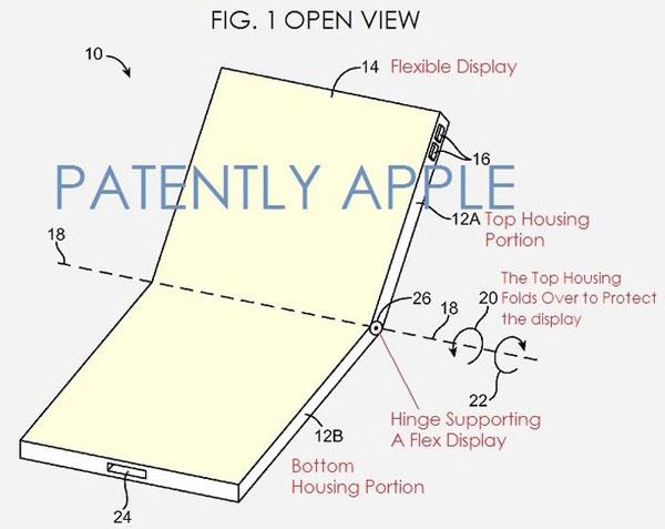 патент Apple