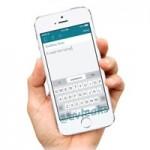Клавиатура SwiftKey может появиться на iOS
