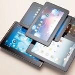 Рынок планшетных компьютеров замедлил свой рост