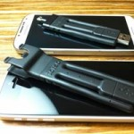Torso — небольшой кабель-штатив для iPhone и Android [KickStarter]