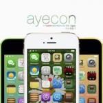 Возвращаем скевоморфизм в iOS 7 с помощью Ayecon