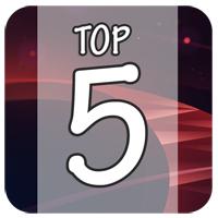Тор-5: интересные игры для iOS. Выпуск №5