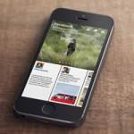 Facebook анонсировал свое приложение для чтения новостей