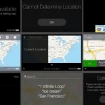 Первые скриншоты ассистента Siri для автомобиля