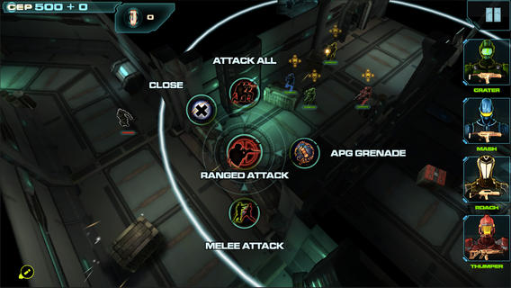 Line Of Defense Tactics