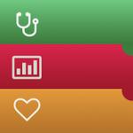 Концепт приложения Healthbook от итальянского дизайнера