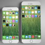 Концепт двух версий iPhone 6 с изогнутым корпусом