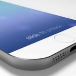 У iPhone 6 будет дисплей без рамок и фронтальная камера от Sony