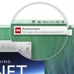 Как отключить уведомления, приходящие от сайтов в OS X