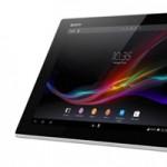 Sony готовит новый тонкий 10-дюймовый планшет