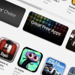 Доходы Apple от продажи контента постоянно растут