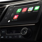Apple представила технологию CarPlay