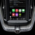 CarPlay работает на платформе BlackBerry