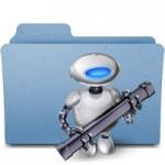 Как с помощью Automator переименовать сразу несколько файлов