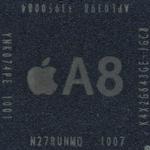 TSMC начала производство чипов Apple А8