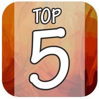 Тор-5: интересные игры для iOS. Выпуск №9
