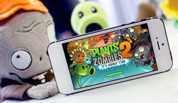 Apple Google Game