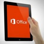 Office для iPad стал доступнее