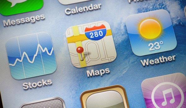 Apple научит iPhone определять местоположение по Wi-Fi.