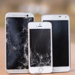 Samsung Galaxy S5, HTC One и iPhone 5s сравнили в дроп-тесте