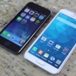 Почему iPhone 5s лучше Samsung Galaxy S5: 25 причин
