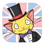 Irvy the Cat — кот, которые поможет в изучении неправильных глаголов