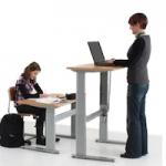 Столы-трансформеры: работаем за компьютером без вреда для здоровья