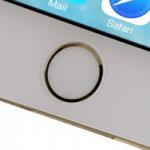Новые iPad получат Touch ID в этом году
