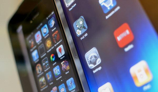 iPhone 4 и iPad 2