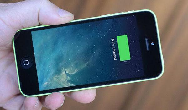 Apple, iOS 8, батарея