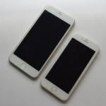 Сравнение 4,7- и 5,5-дюймового iPhone 6