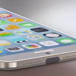 Странный концепт iPhone 6 с iOS 8