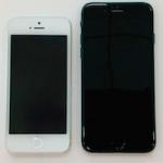 Очередная утечка: шпионские снимки прототипа iPhone 6