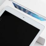 В сети появились «шпионские» снимки нового iPad