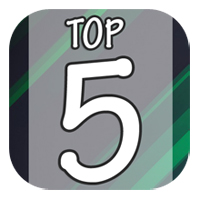 Тор-5: интересные приложения для iOS. Выпуск №13