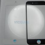 Первые снимки фронтальной панели для iPhone 6