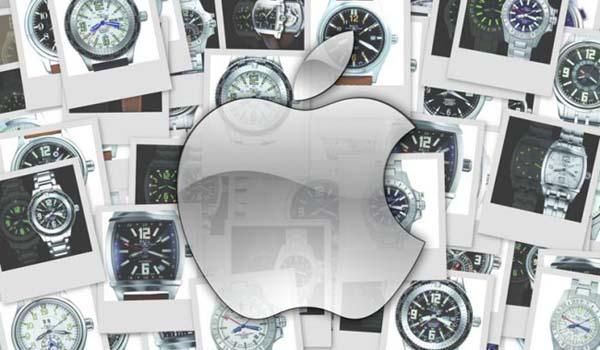 Swatch apple