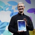 Тим Кук посоветовал всем решать большинство рабочих вопросов с помощью iPad