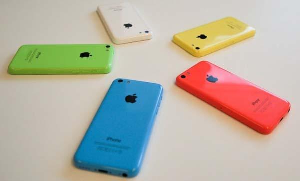 iPhone 5c с 8 Гб памяти