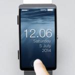 Новый концепт iWatch — 2,5-дюймовый дисплей и iOS 8