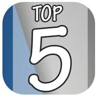 Тор-5: интересные приложения для iOS. Выпуск №15