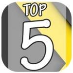 Тор-5: интересные игры для iOS. Выпуск №15