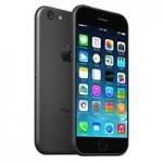 Фото задней панели iPhone 6 с вмонтированным логотипом